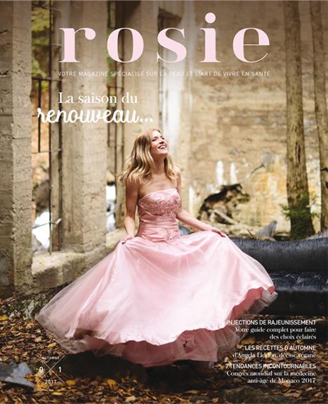 cover magazine Rosie