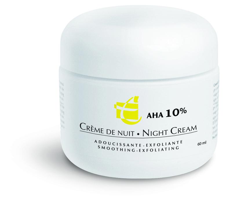 Proderm Crème de nuit 10%